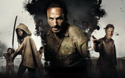 Постер третьего сезона сериала «Ходячие мертвецы»