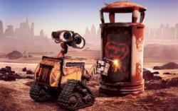 Постер мультфильма «ВАЛЛ-И»