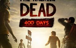 Обложка игры «The Walking Dead: 400 Days»