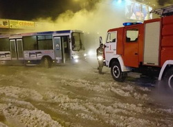 Мороз игейзер: «минус» вЕкатеринбурге усугубился коммунальной аварией