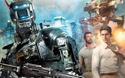 смотреть фильмы онлайн 2015 робот по имени чаппи