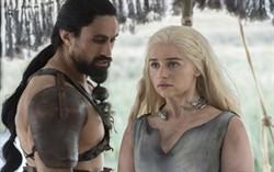 Кадр из фильма «Игра престолов»