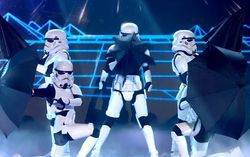 Кадр из телешоу  Britain's Got Talent
