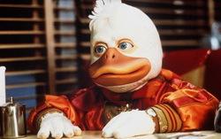 Кадр из фильма «Говард-утка»