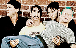 Red Hot Chili Peppers. ���� � ����� rockwerchter.be