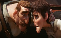 Кадр из фильма «Время взаймы»