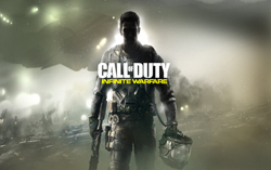 Обложка игры «Call of Duty: Infinite Warfare»
