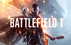 Обложка игры «Battlefield 1»