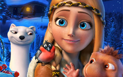 Постер фильма «Снежная королева 3: огонь и лед»