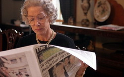 Кадр из фильма «Королева»