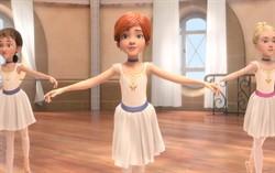 Кадр из фильма Балерина