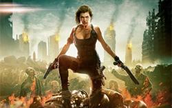 Постер фильма «Обитель зла: Последняя глава»