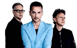 Depeche Mode. Фото с сайта relax.com.ua