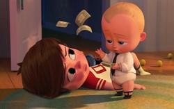 Кадр из фильма Босс-молокосос