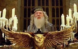 Кадр из фильма про Гарри Поттера
