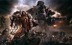 Обложка игры «Warhammer 40.000: Dawn of War III»