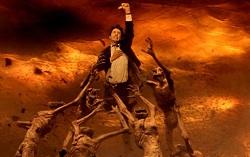 Кадр из фильма «Константин»