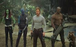 Кадр из фильма Стражи Галактики. Часть 2
