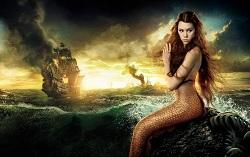Постер сериала «Пираты Карибского моря: На странных берегах»