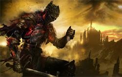 Обложка игры «Dark Souls»