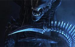 Промо к игре Alien: Isolation