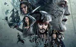 Постер фильма «Пираты Карибского Моря: Мертвецы не рассказывают сказки»
