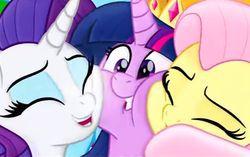 Кадр из мультфильма «Мой маленький пони»