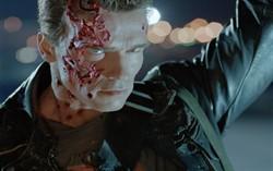 """Кадр из фильма """"Терминатор 2"""""""