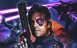 Обложка игры Far Cry 3: Blood Dragon