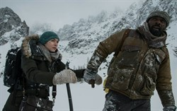Кадр из фильма Между нами горы