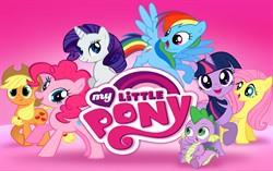 My Little Pony. Картинка с сайта imdb.com