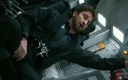 Кадр из фильма Геошторм