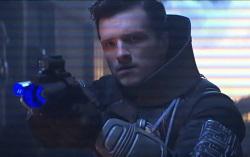 Кадр из сериала «Человек будущего»
