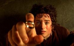 Кадр из фильма «Властелин колец. Братство кольца»