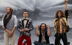 The Killers. Фото с сайта www.nrk.no