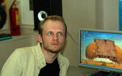Александр Вольхин («Курара», Panda-Music). Фото предоставлено коллективом