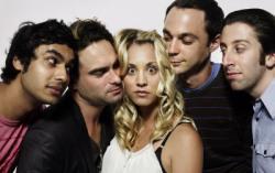Персонажи сериала «Теория большого взрыва». Фото с сайта r4ndumb.wordpress.com
