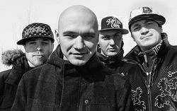 Группа «Каста». Фото с сайта fotki.yandex.ru