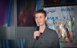 Николай Наумов. Фото предоставлено кинотеатром «Синема Парк»