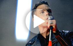 Кадр из клипа The Killers «Runaways»
