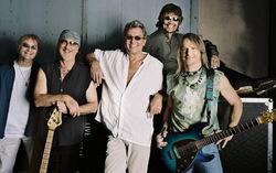 Deep Purple. Фото с сайта vokrug.tv