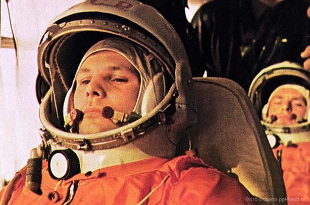Юрий Гагарин. Изображение с сайта liveinternet.ru