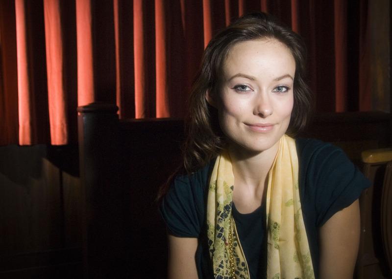 Women olivia wilde scarf HD Wallpaper of Girls.