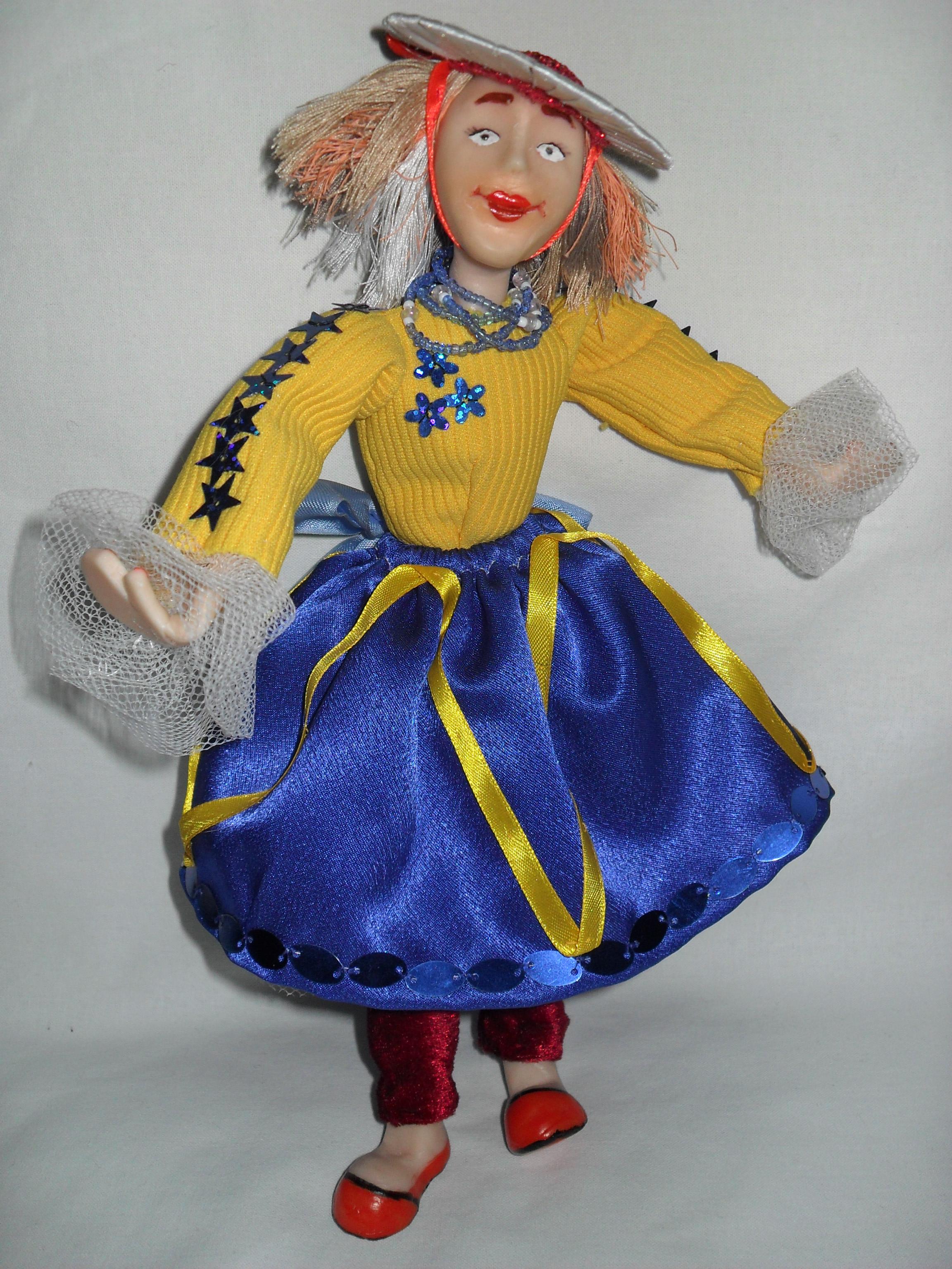 Кукла поделка своими руками 97