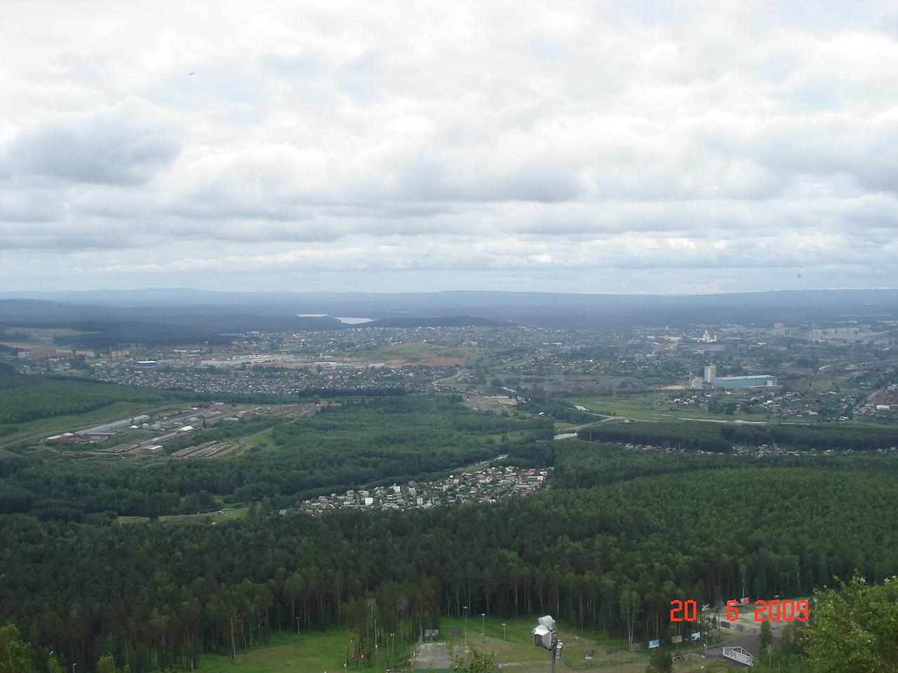 Старинные фотографии города полевского 5
