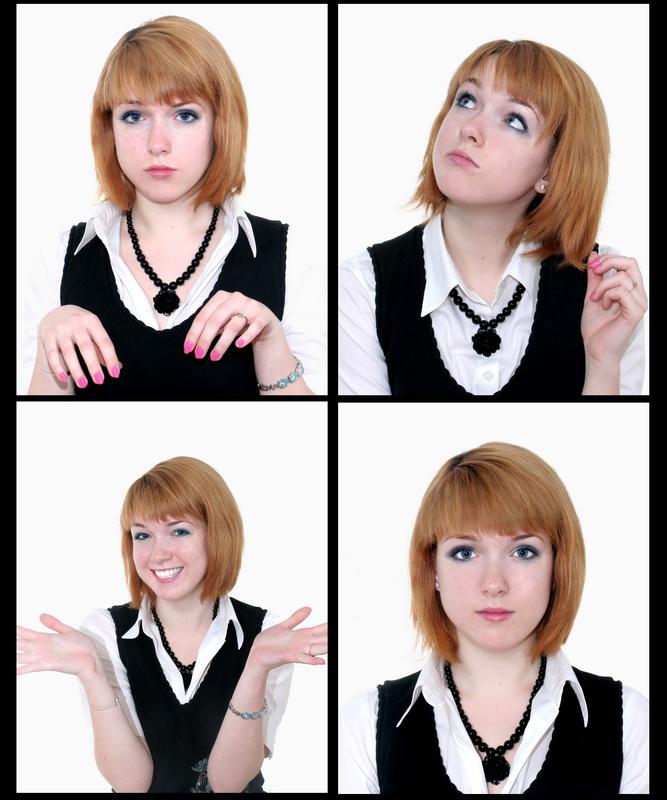 Как можно красиво сделать хвостик фото