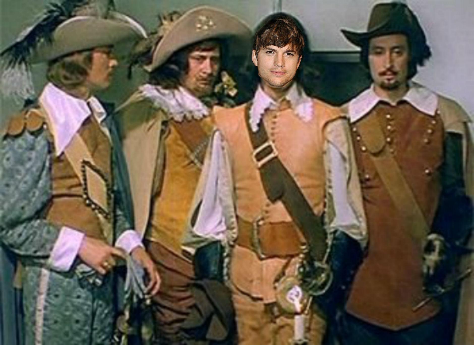 Три мушкетёра эро фото 20 фотография