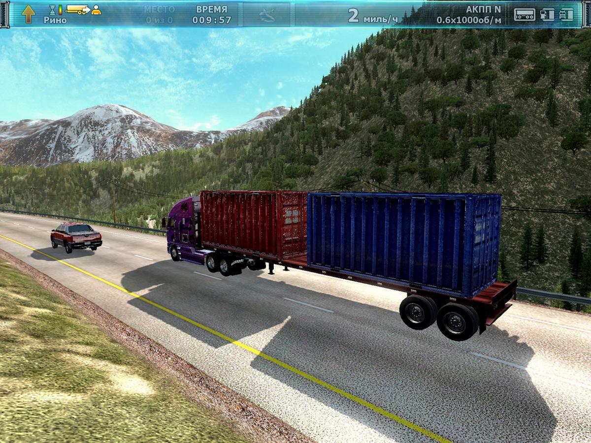 Скачать игру симулятор дальнобойщики 3 через торрент