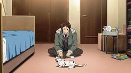 Кадр из аниме «Исчезновение Харухи Судзумии»