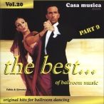 Casa Musica, Vol. 20- Best Of Ballroom Music 9 — 2000